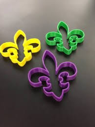 mardi gras cookie cutters 3d printing vermilion parish library