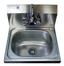 stainless steel hand sink amazon com stainless steel hand sink 16 5 x 16 nsf commercial