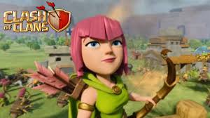 clash of clans archer pics download animeted coc images mojmalnews com