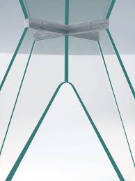 Contemporary Glass Dining Table Contemporary Dining Table Glass Rectangular Round Alister