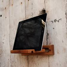 How To Mount Ipad To Wall 19 Ways To Keep Your Tablet Food Free In The Kitchen Brit Co