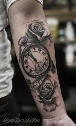 clock tattoos ideas on time clock tattoo