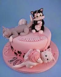 50 Best Cat Birthday Cakes Ideas And Designs iBirthdayCake
