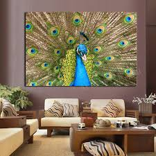 online buy wholesale beautiful peacock paintings from china