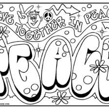 learn graffiti omg another graffiti coloring book of room signs learn to draw