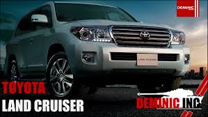 deminic inc toyota land cruiser for sale in singapore