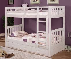 Discovery Bunk Bed White Bunk Bed Bedroom Furniture Beds