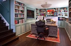 basement office remodel home office decorating ideas 13 inspirational designs
