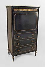 1940s Desk Black Antique Desks U0026 Secretaries Ebay
