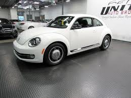 volkswagen bug white 2012 used volkswagen beetle turbo at united auto brokers serving