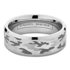 mens camo wedding bands camo wedding rings for him kubiyige info