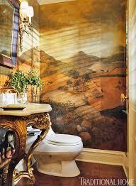 bathroom powder room ideas create a smashing powder room traditional home