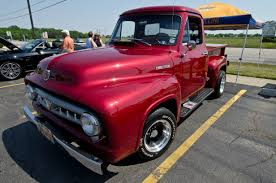 feature 1953 ford f100 u2013 classic recollections
