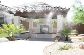 Patio Misting Kits Misting Systems Phoenix Landscaping Design U0026 Pool Builders