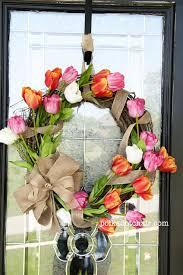 Diy Wreaths Top 50 Diy Spring Wreaths I Heart Nap Time