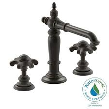 oil rubbed bronze widespread bathroom faucet kohler bathroom faucet collections befon for