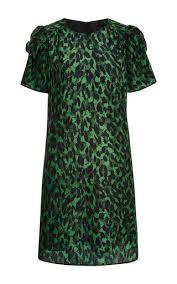 printed silk dress by marc jacobs moda operandi