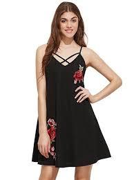 college black condole belt skirt dress skirt