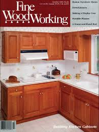 designing and building kitchen cabinets finewoodworking