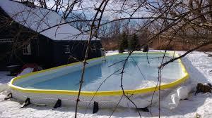 langner renovations outdoor ice rinks