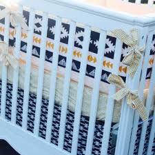 shop navy crib bedding on wanelo
