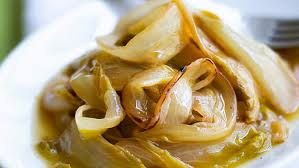 cuisiner des endives endives braisées facile et pas cher recette sur cuisine actuelle