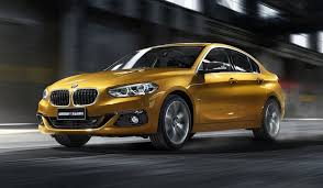 bmw one series india bmw 1 series sedan likely to be launched in india