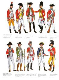 French Flag Revolutionary War British Soldiers Uniforms During French And Indian War Soldier