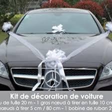 kit deco voiture mariage kit de décoration de voiture la caverne