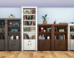 mod the sims muse shelf add ons s4 buy u003e bookshelves