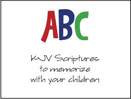 kjv scripture cards aussie pumpkin patch