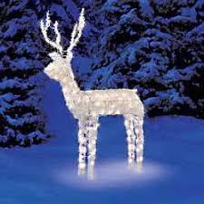 outdoor reindeer decorations decor ideas