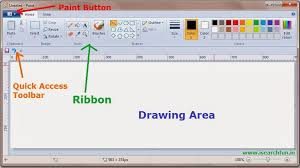 ms paint learn paint in hindi video tutorial isearchfun