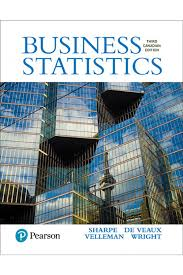 solution manual for business statistics 3rd canadian edition by