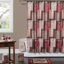 Bath Sets With Shower Curtains Skillful Shower Curtain Bathroom Set Sets With And Rugs Purple 4pc