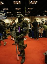Halo Reach Halloween Costume Halo Reach Spartan Iii Armor Build Finished Suit