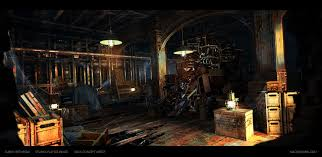Games Roomcom - dishonored 2 death of the outsider art dump