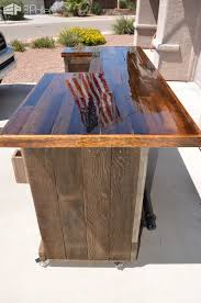 Bar Counter Top 87 Epic Pallet Bar Ideas To Embrace For Your Event Homesthetics