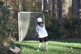 diy lacrosse goal smart backstop the ultimate lacrosse backstop close to home
