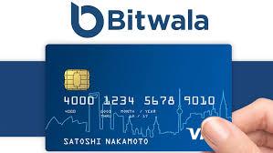 prepaid debit card bitwala redesigns bitcoin prepaid debit card