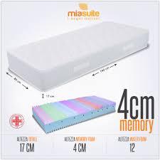dimensioni materasso singolo camere da letto ebay