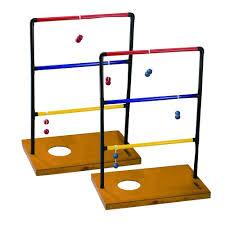 triumph sports usa trio toss set ladder toss bag toss and