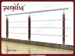 Decorative Wood Post Stainless Steel Wood Post Decorative Stainless Steel Post Steel