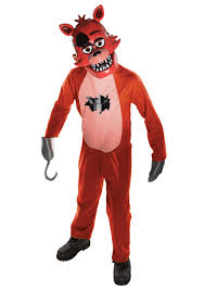 skeleton dress spirit halloween five nights at freddy u0027s child foxy costume