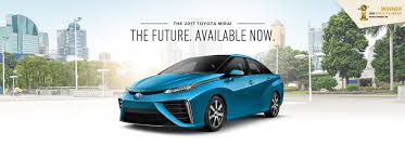 toyota usa 2017 the 2017 toyota mirai pushes the boundaries of innovation