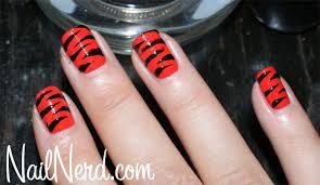 nail nail for nerds you tiger now nails