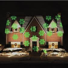 christmas projection lights indoor outdoor christmas lightshow laser projector improvements