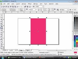 tutorial membuat undangan dengan corel draw 12 widi berbagi ilmu cara membuat undangan sederhana versi corel draw x3