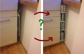 how do you fill the gap between kitchen cabinets and ceiling hackers help filling a gap between kitchen cabinet and wall