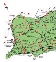 st croix caribbean map west st croix map mappery